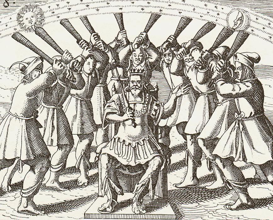 killing the king